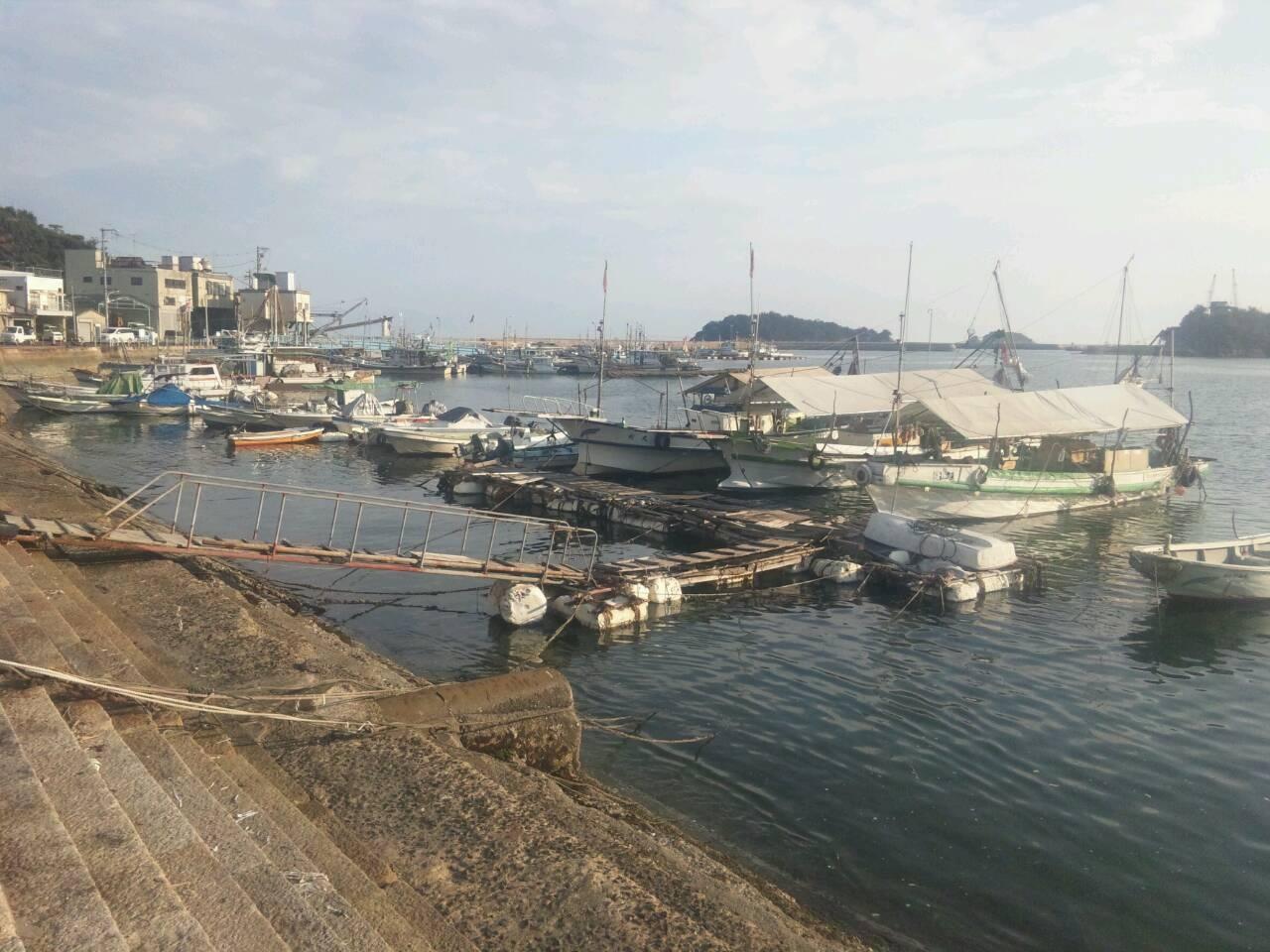 鞆の浦の海