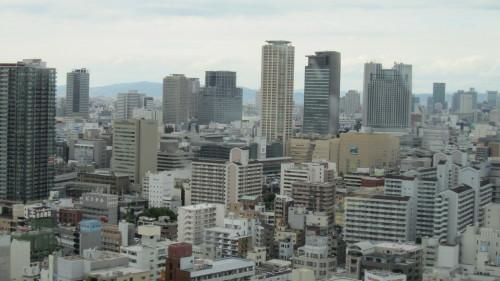 大阪市街地